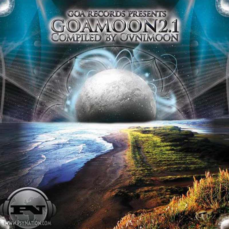 V.A. - Goa Moon 2.1 (Compiled by Ovnimoon)