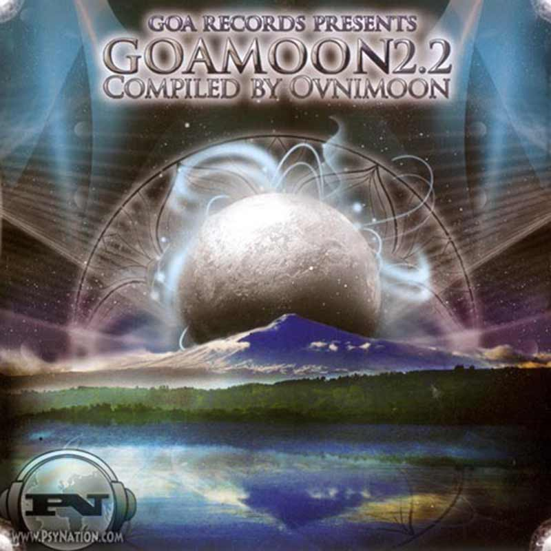 V.A. - Goa Moon 2.2 (Compiled by Ovnimoon)