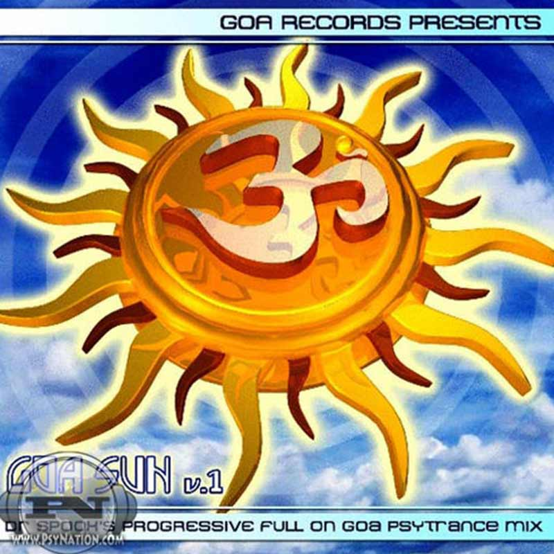 V.A. - Goa Sun Vol. 1 (Compiled & Mixed by Doctor Spook)