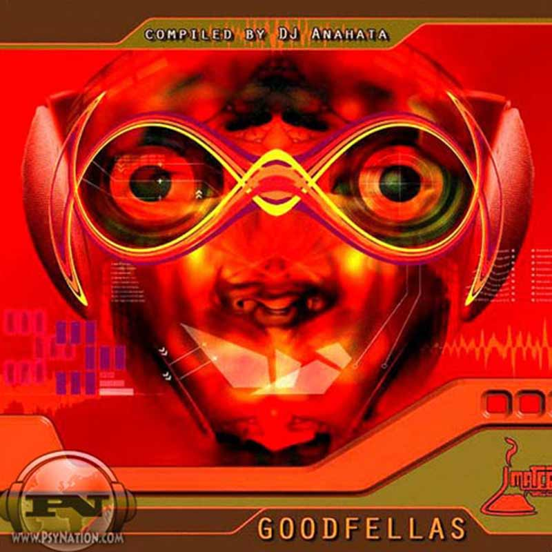 V.A. - Goodfelas (Compiled by DJ Anahata)