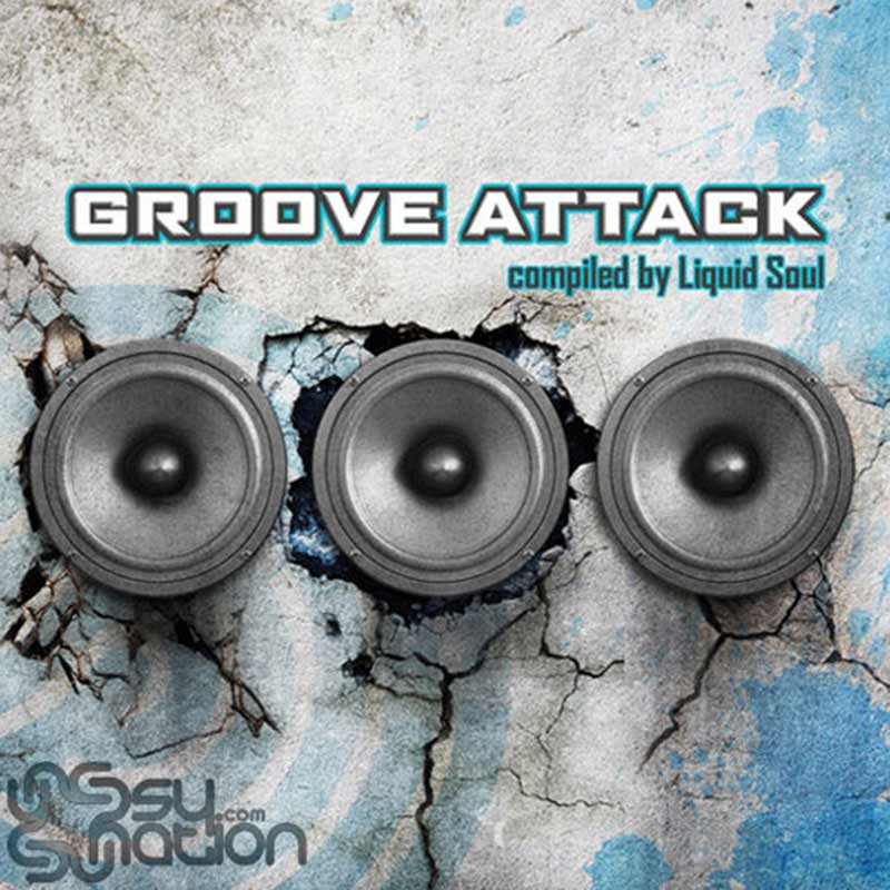 V.A. - Groove Attack (Compiled by Liquid Soul)