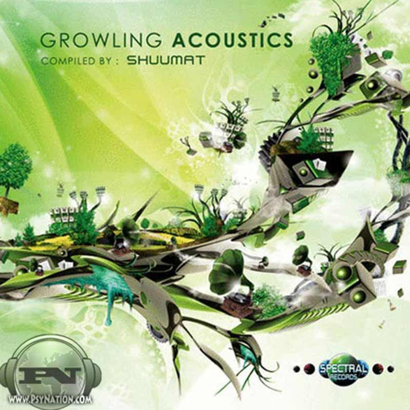 V.A. - Growling Acoustics (Compiled by Shuumat)