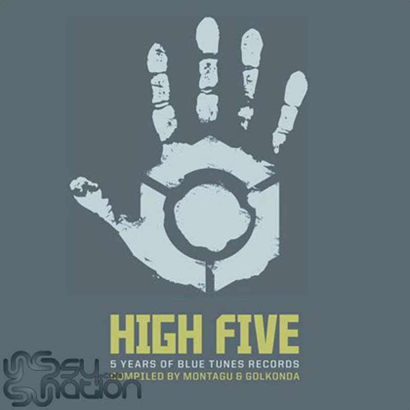 V.A. - High Five: 5 Years Of Blue Tunes Records (Compiled by Montagu & Golkonda)