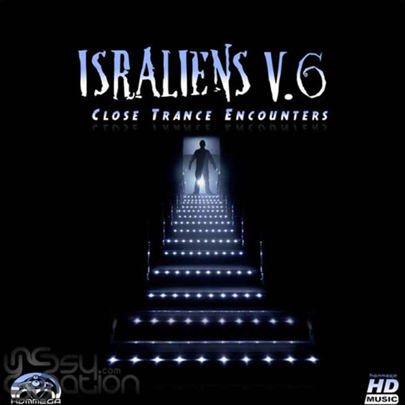 V.A. Israliens Vol. 6 - Close Trance Encounters