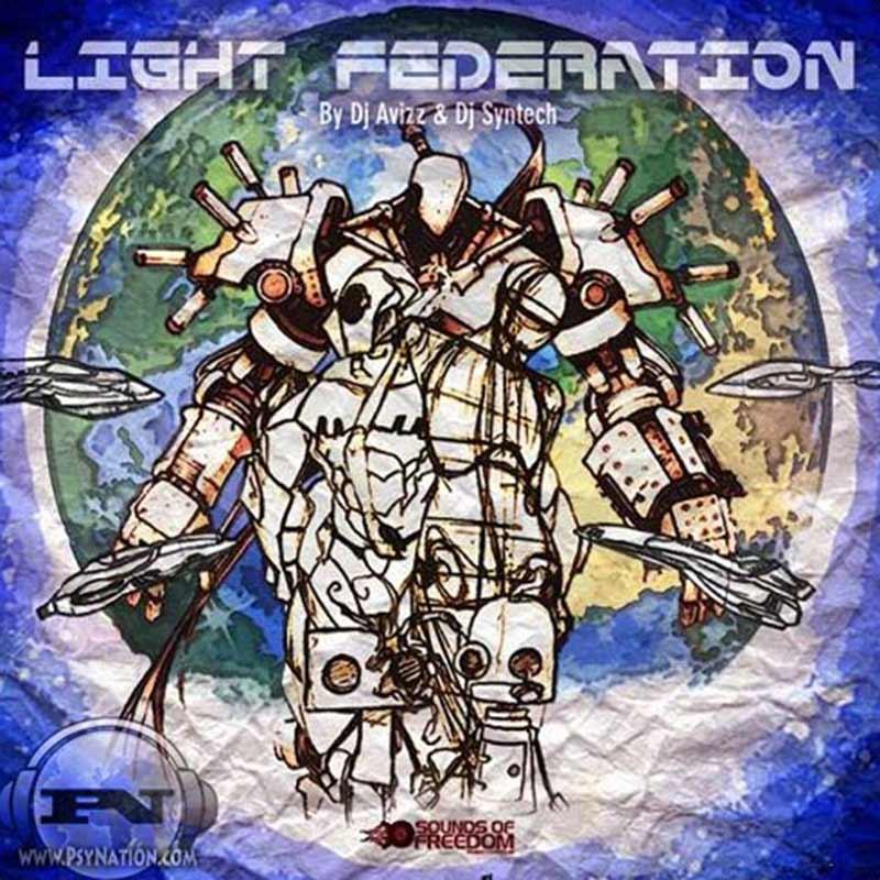 V.A. - Light Federation (Compiled by DJ Avizz & DJ Syntech)