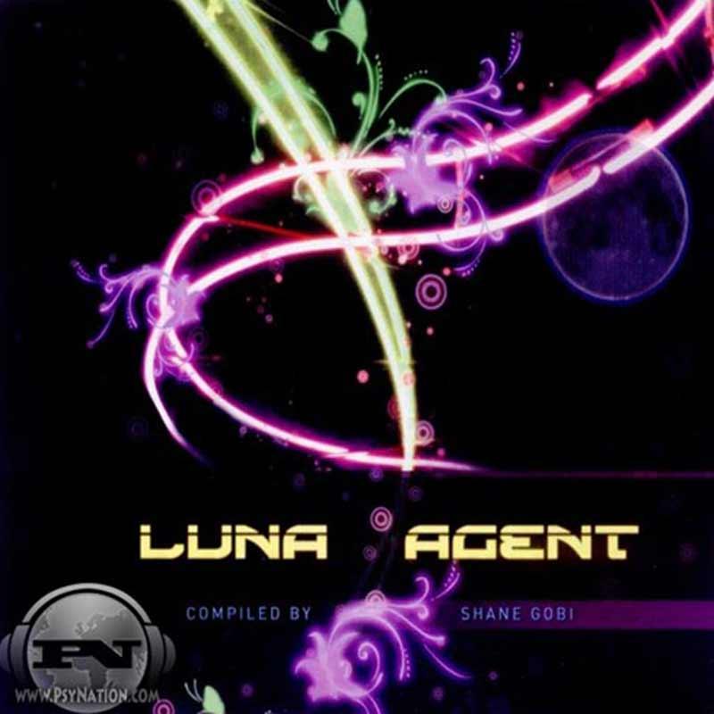 V.A. - Luna Agent (Compiled by DJ Shane Gobi)