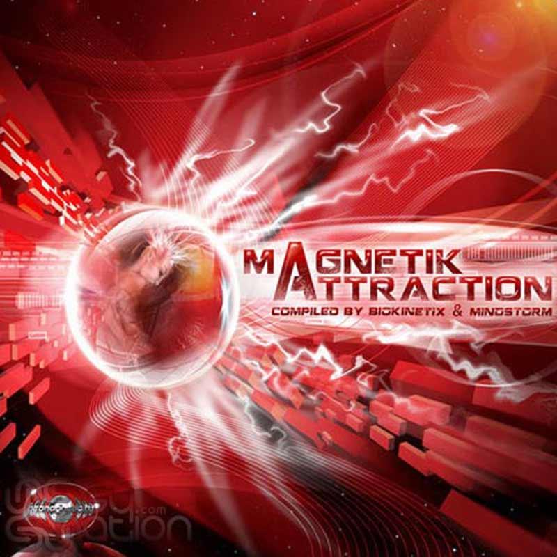 V.A. - Magnetik Attraction (Compiled by Biokinetix & Mindstorm)