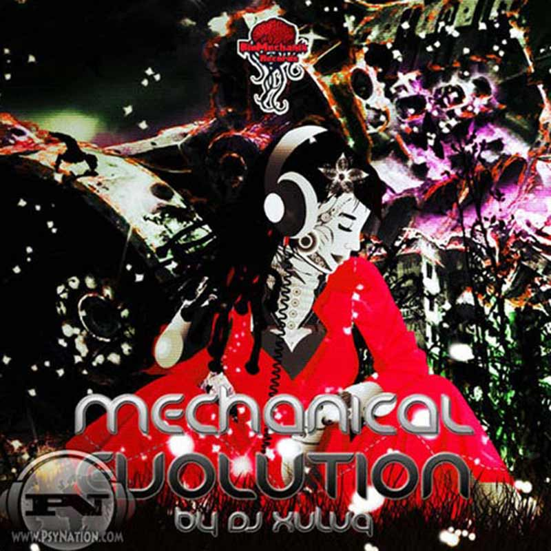 V.A. - Mechanical Evolution (Compiled by Xuluq)