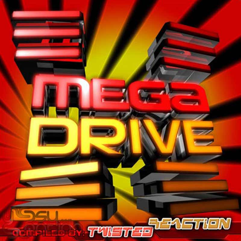 V.A. - Mega Drive (Compiled by Twisted Reaction)