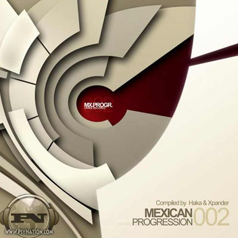 V.A. - Mexican Progression Vol. 2 (Compiled by Haka & Xpander)