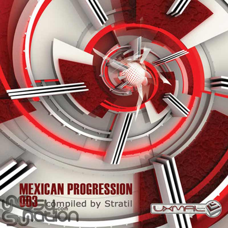 V.A. - Mexican Progression Vol. 003 (Compiled by Stratil)