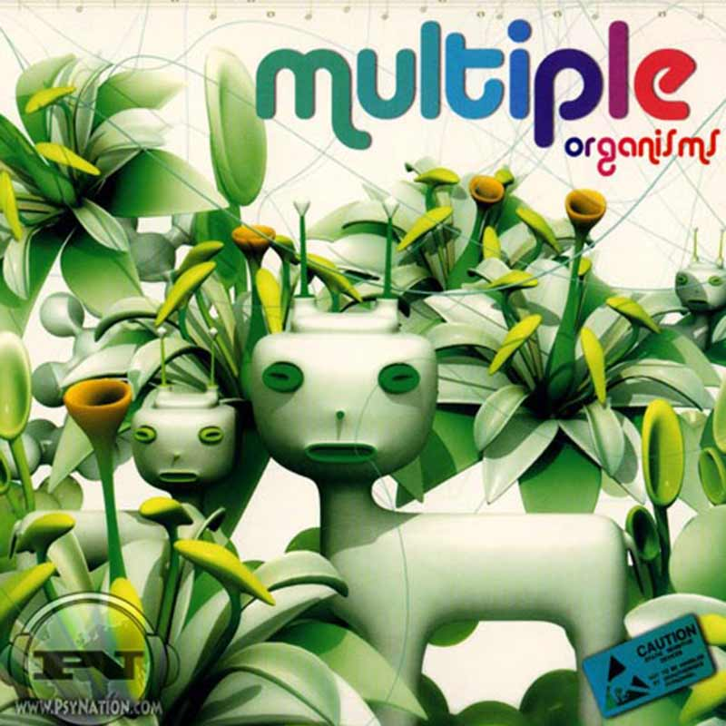 V.A. - Multiple Organisms (Compiled by Earthling)