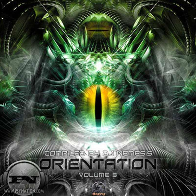 V.A. - Orientation Vol. 5 (Compiled by DJ Nemesis)