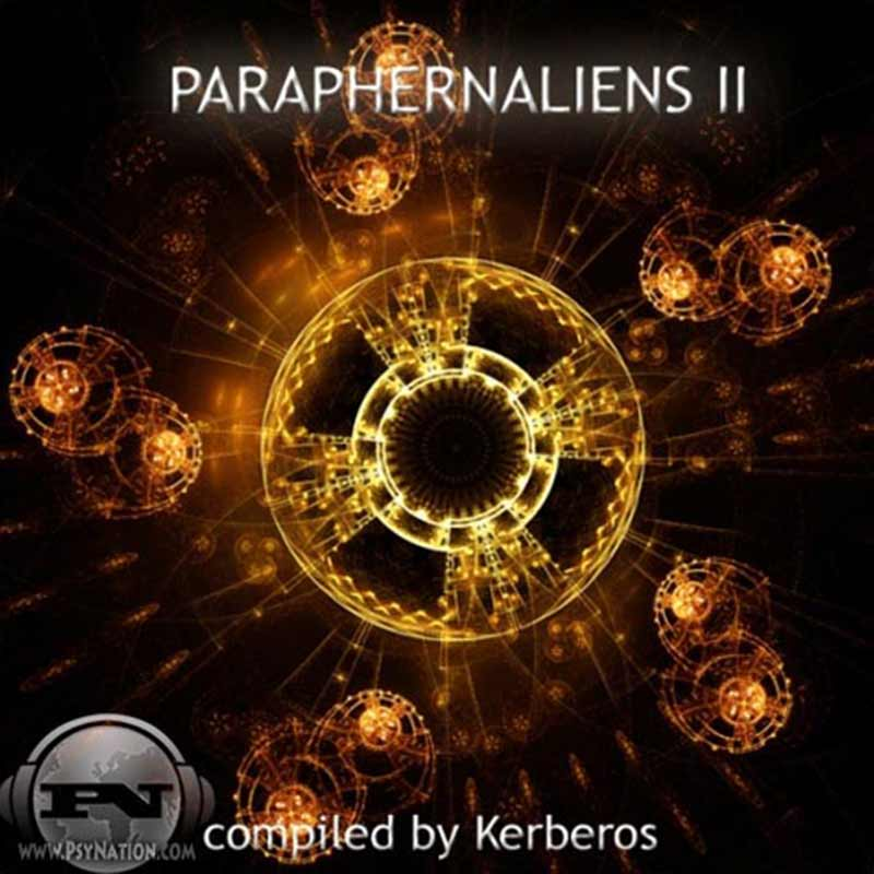 V.A. - Paraphernaliens II (Compiled by Kerberos)
