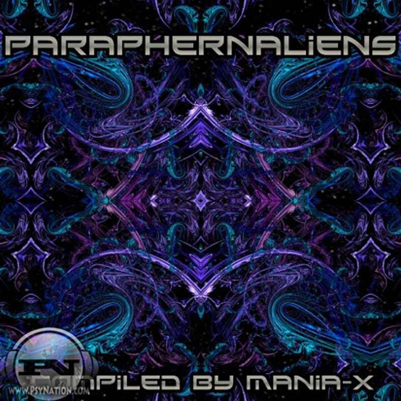 V.A. - Paraphernaliens (Compiled by Mania-X)