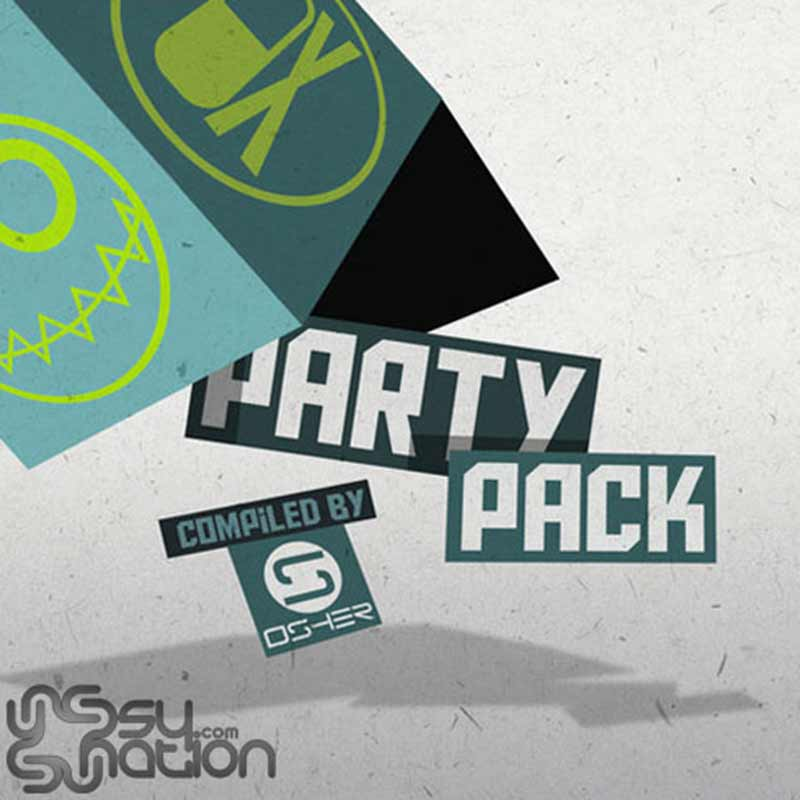 V.A. – Party Pack (Compiled by Osher)