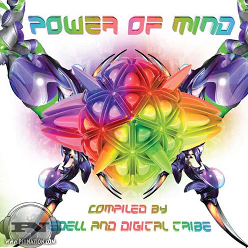 V.A. - Power Of Mind (Compiled by Edell & Digital Tribe)