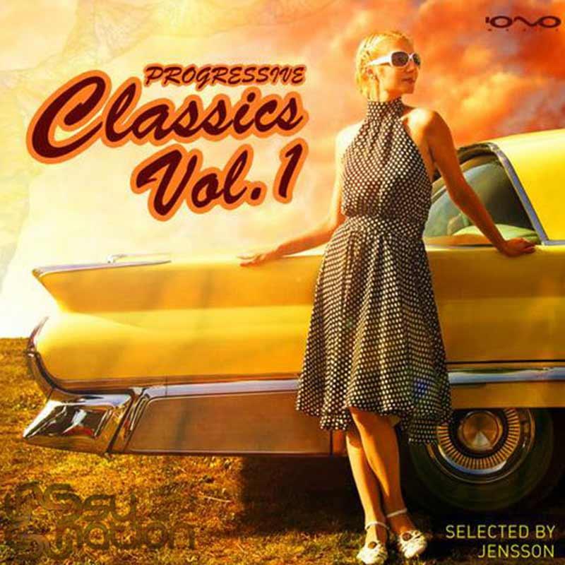 V.A. - Progressive Trance Classics Vol. 1 (Selected by Jensson)