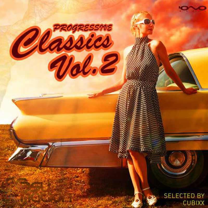 V.A. - Progressive Trance Classics Vol. 2 (Selected by Cubixx)