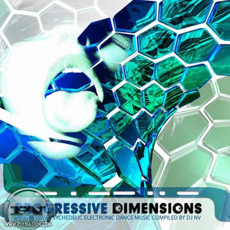 V.A. - Progressive Dimensions (Compiled by DJ NV)