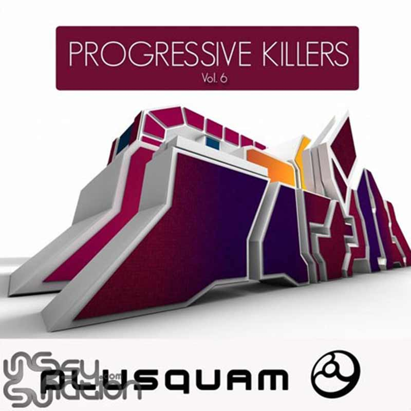 V.A. - Progressive Killers Vol. 6