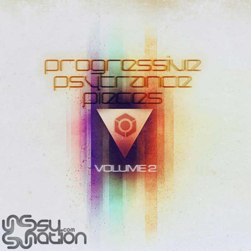 V.A. - Progressive Psytrance Pieces Vol. 2