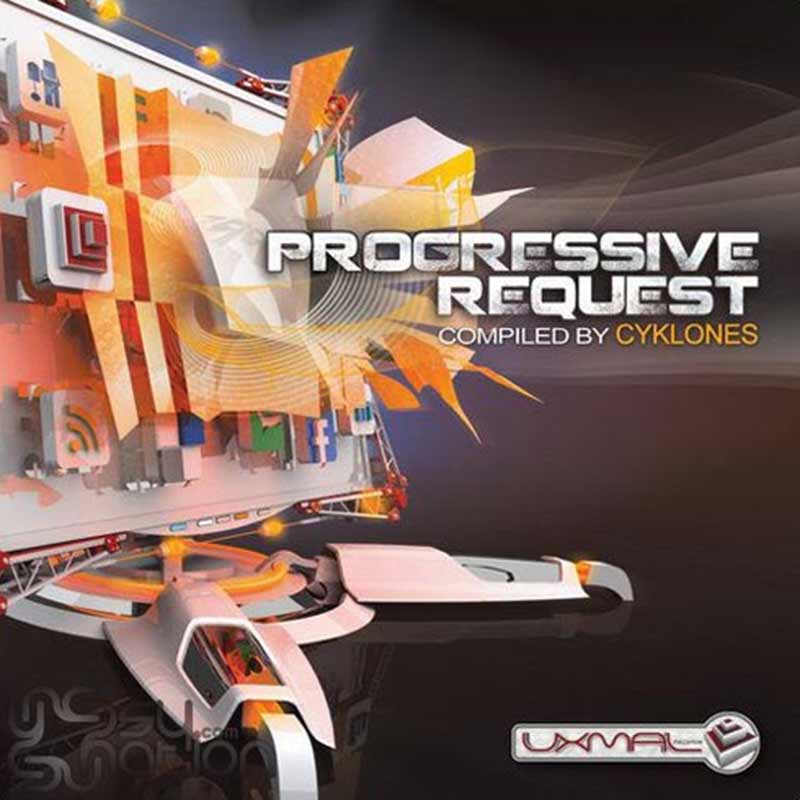 V.A. - Progressive Request (Compiled by Cyklones)