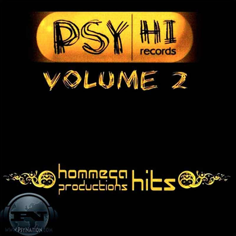 V.A. - Psy-Hi Records Vol. 2: HOM-Mega Hits