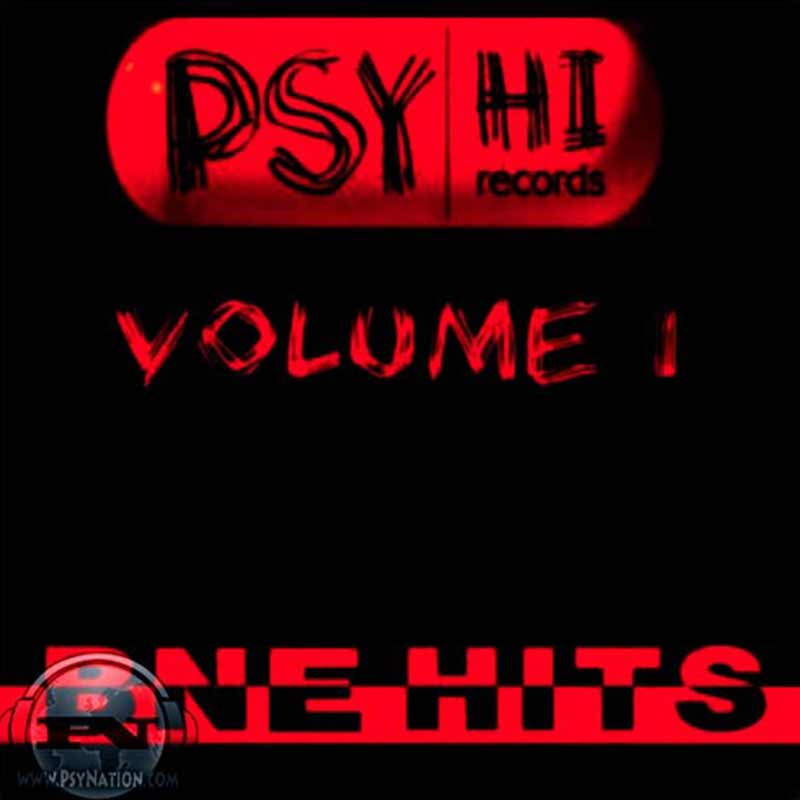 V.A. - Psy-Hi Records Vol. 1: BNE Hits