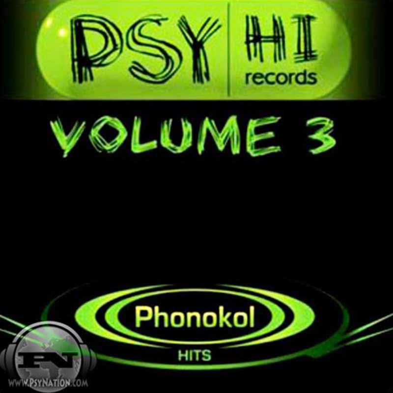 V.A. - Psy-Hi Records Vol. 3: Phonokol Hits