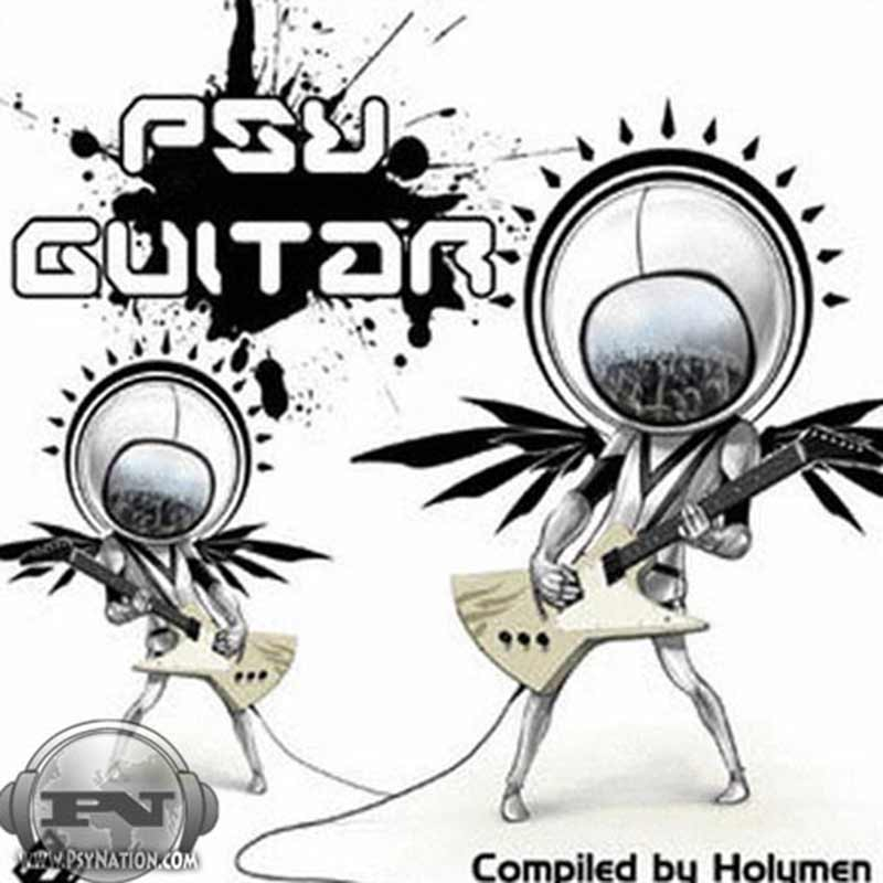 V.A. - Psy Guitar (Compiled by Holymen)