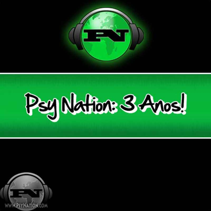 V.A. - Psy Nation: 3 Anos!