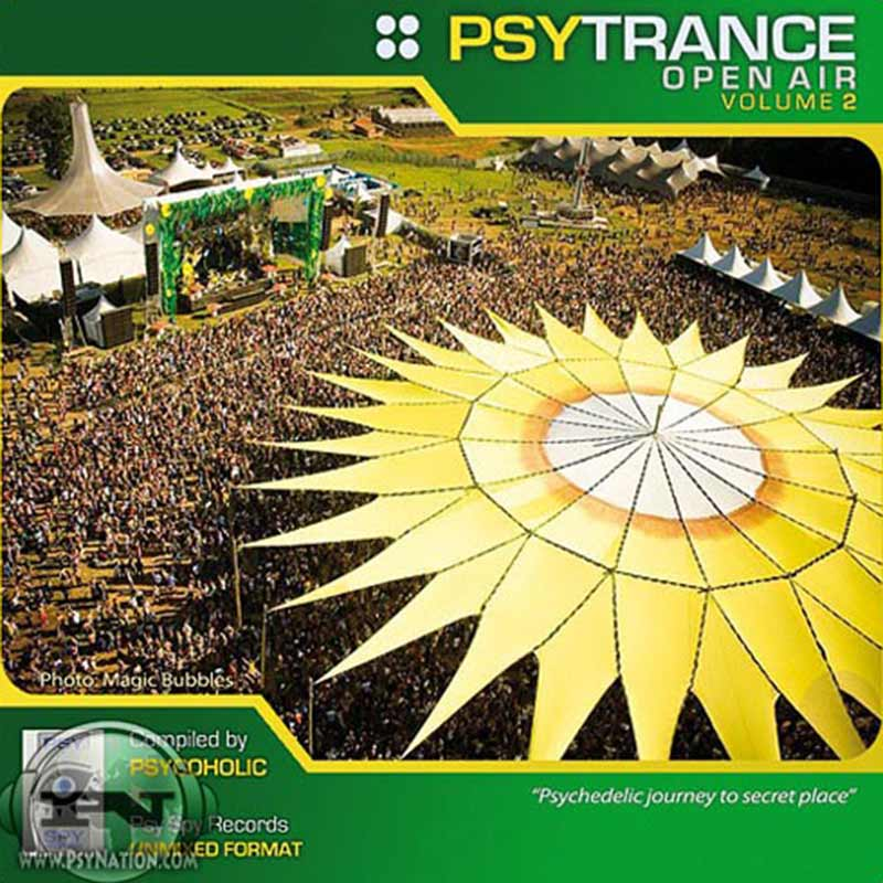 V.A. - Psy Trance Open Air Vol. 2 (Compiled by Psycoholic)