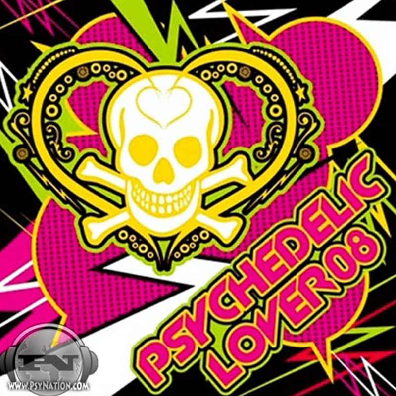 V.A. - Psychedelic Lover 8 (Mixed by DJ REW)