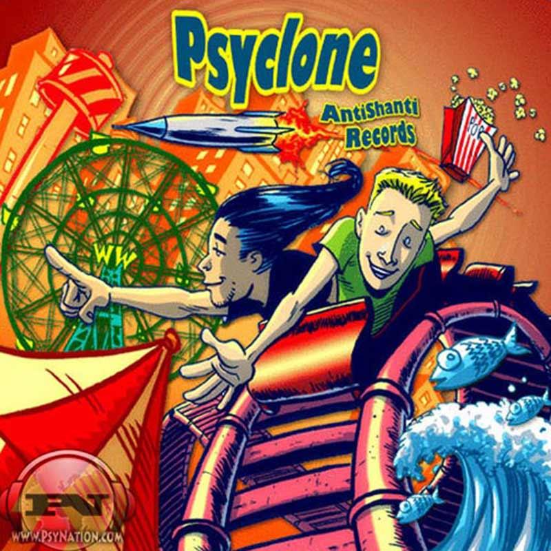 V.A. - Psyclone