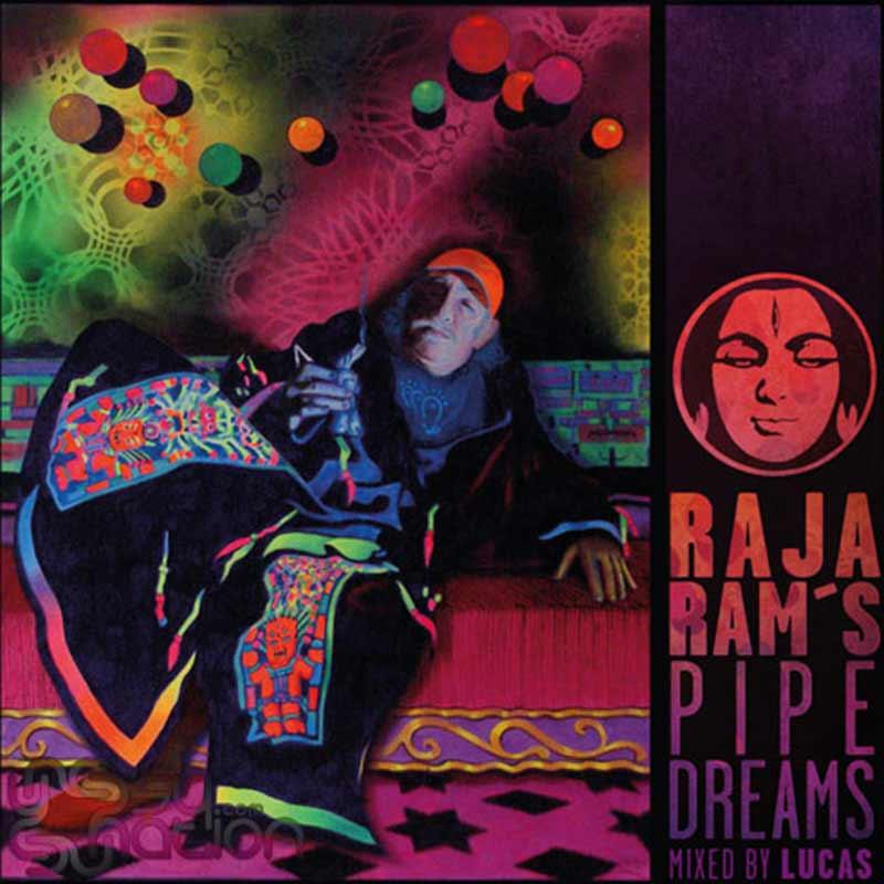 V.A. – Raja Ram's Pipe Dreams (Mixed by Lucas)