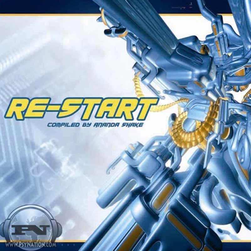 V.A. – Re-Start (Compiled by Ananda Shake)