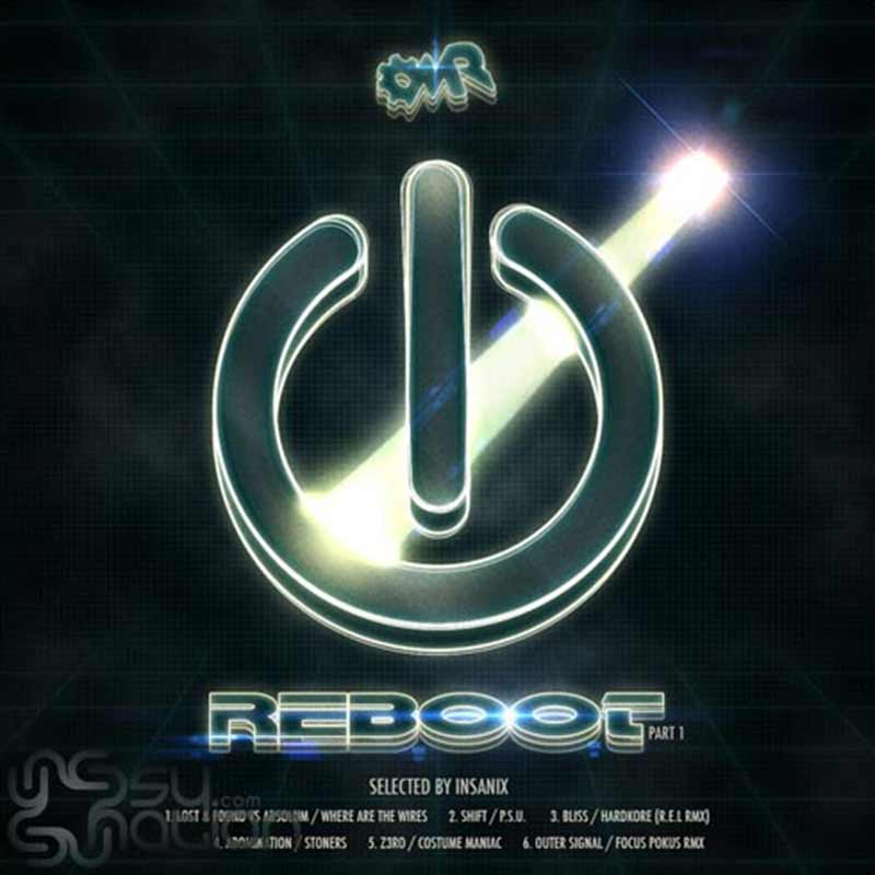 V.A. - Reebot Part 1 (Selected by Insanix)