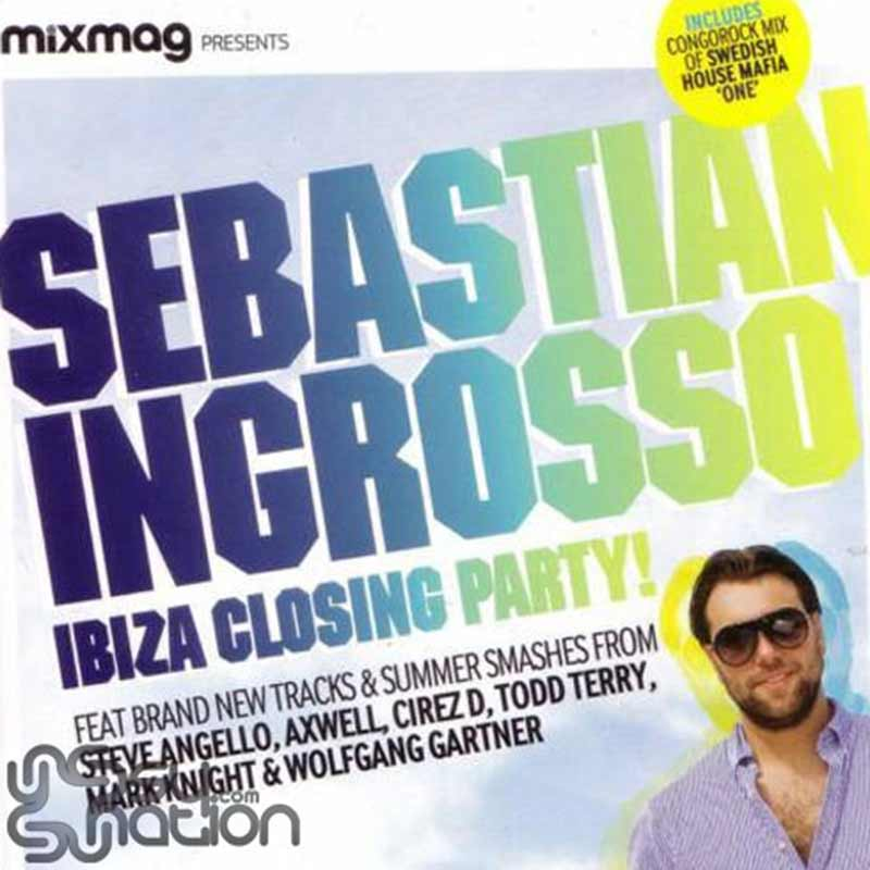 V.A. - Sebastian Ingrosso: Ibiza Closing Party!
