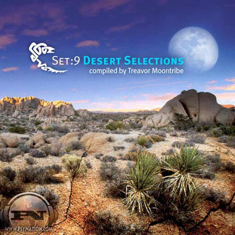 V.A. - Set 09: Desert Selections (Compiled by Treavor Moontribe)