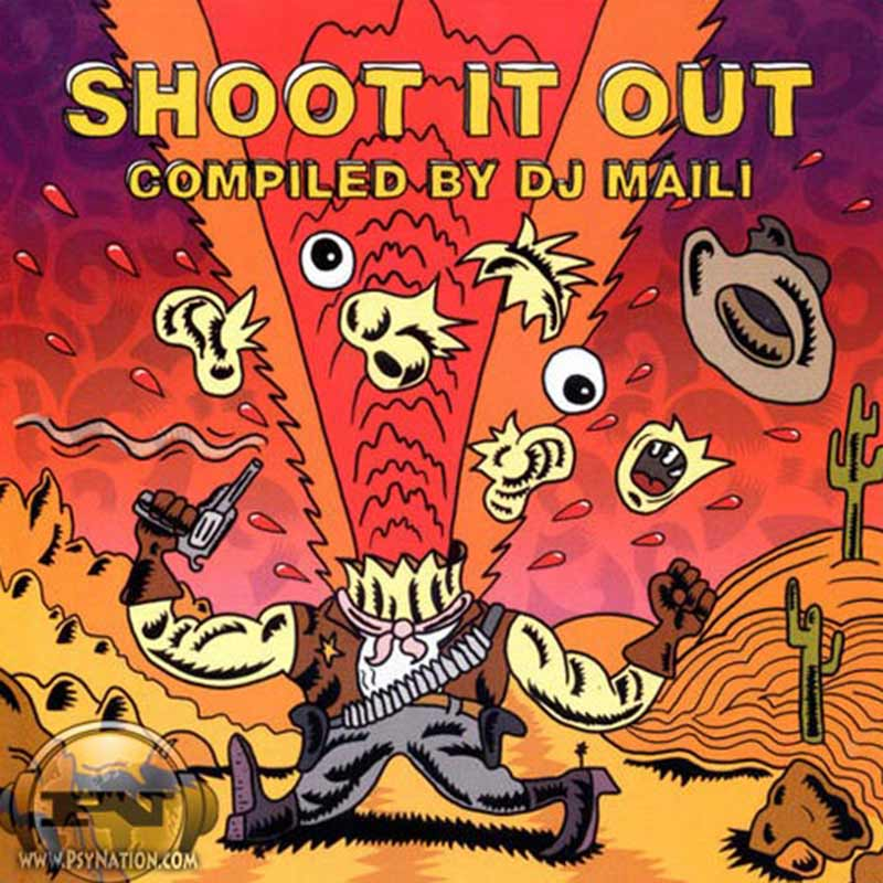 V.A. - Shoot It Out (Compiled by DJ Maili)