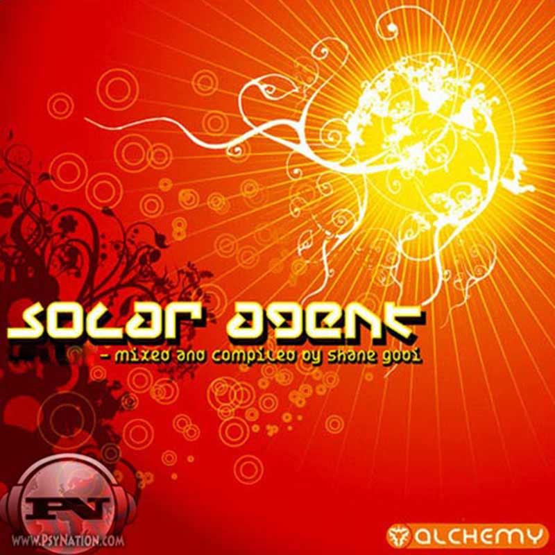 V.A. - Solar Agent (Compiled by DJ Shane Gobi)
