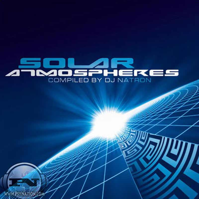 V.A. - Solar Atmospheres (Compiled by DJ Natron)