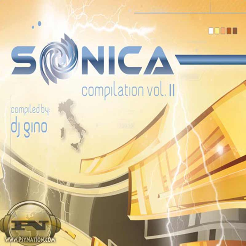 V.A. - Sonica Vol. 2 (Compiled by DJ Gino)