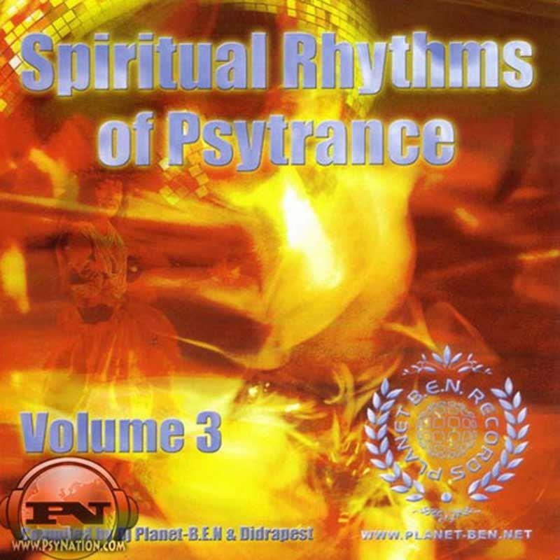 V.A. - Spiritual Rhythms Of Psytrance Vol. 3