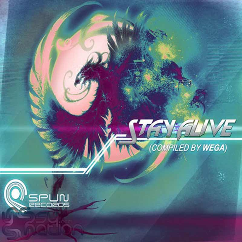 V.A. - Stay Alive (Compiled by Wega)