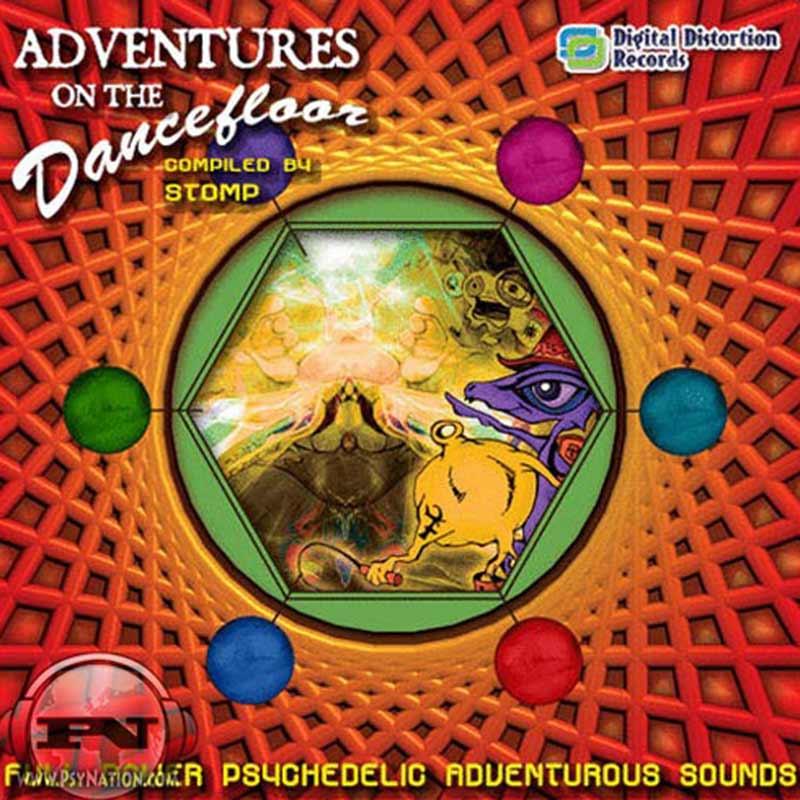 V.A. - Adventures On The Dancefloor