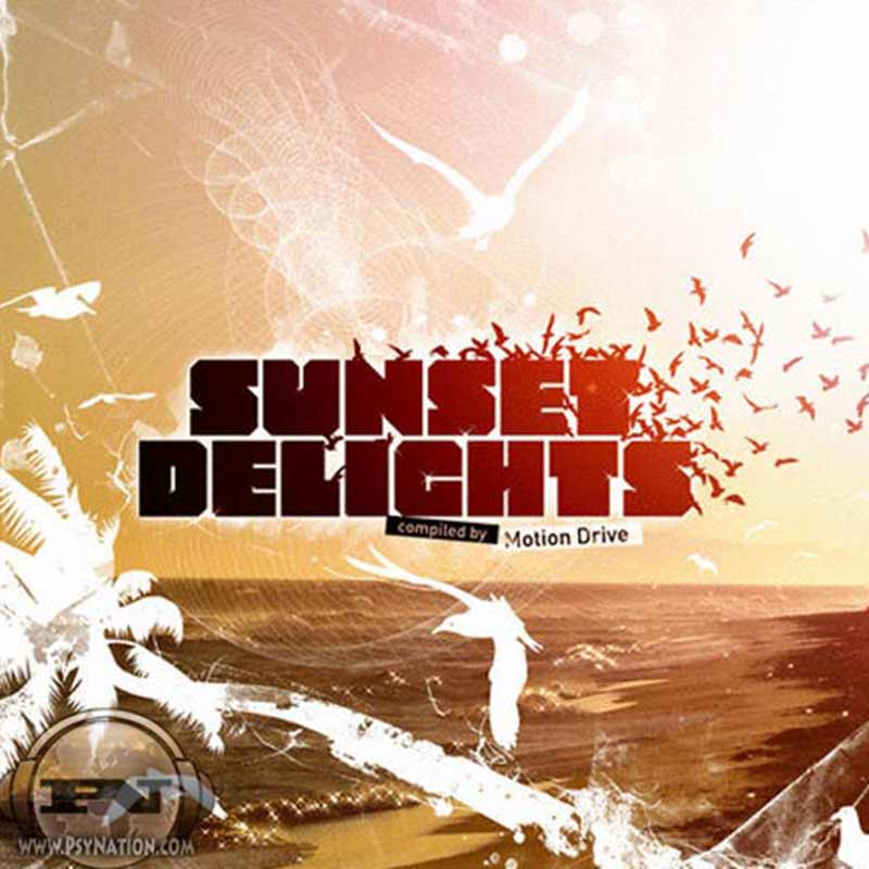 V.A. - Sunset Delights (Compiled by Motion Drive)