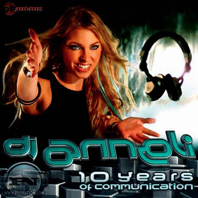 V.A. - 10 Years Of Communication (Compiled by DJ Anneli)