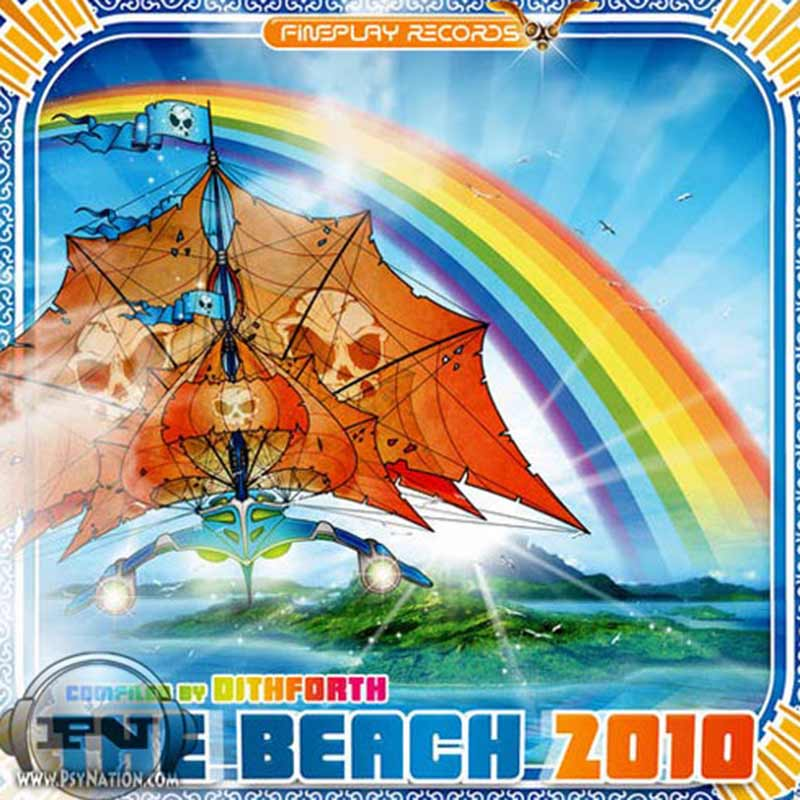 V.A. - The Beach 2010 (Compiled by Dithforth)